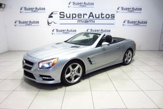 2013 Mercedes-Benz SL 550 Premium Package Doral (Miami Area), Florida 32