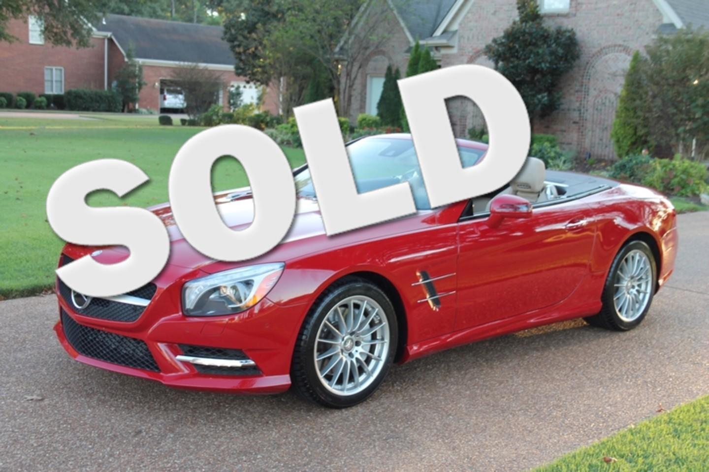 2013 Mercedes Benz Sl550 Convertible Hardtop Price Used