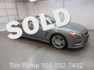 2013 Mercedes-Benz SL550 w/pano glass roof in Memphis Tennessee