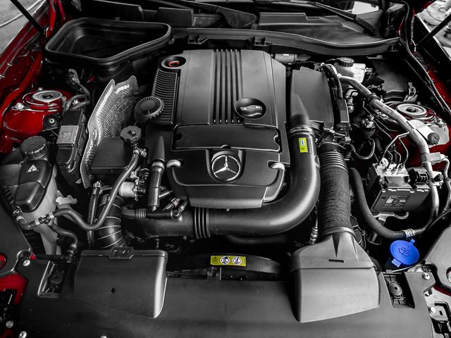 2013 Mercedes-Benz SLK 250 Burbank, CA 29