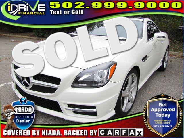 2013 Mercedes-Benz SLK 250  | Louisville, Kentucky | iDrive Financial in Louisville Kentucky