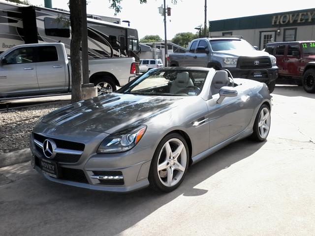 2013 Mercedes-Benz SLK 350 San Antonio, Texas 1