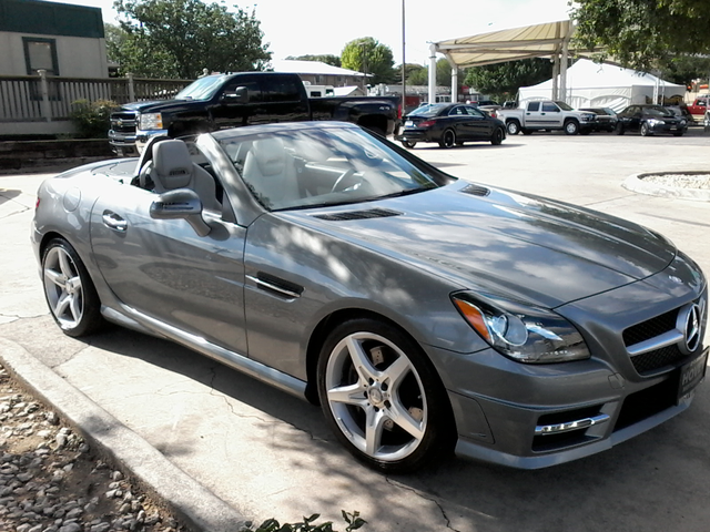 2013 Mercedes-Benz SLK 350 San Antonio, Texas 3
