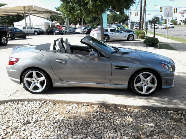 2013 Mercedes-Benz SLK 350 San Antonio, Texas 4