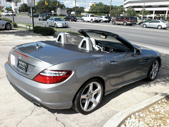 2013 Mercedes-Benz SLK 350 San Antonio, Texas 5