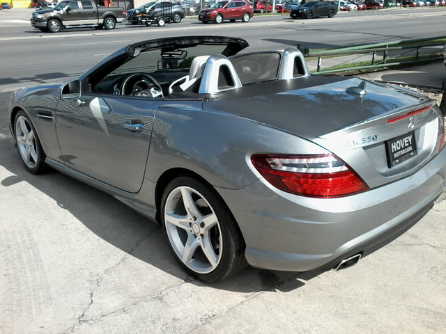 2013 Mercedes-Benz SLK 350 San Antonio, Texas 7