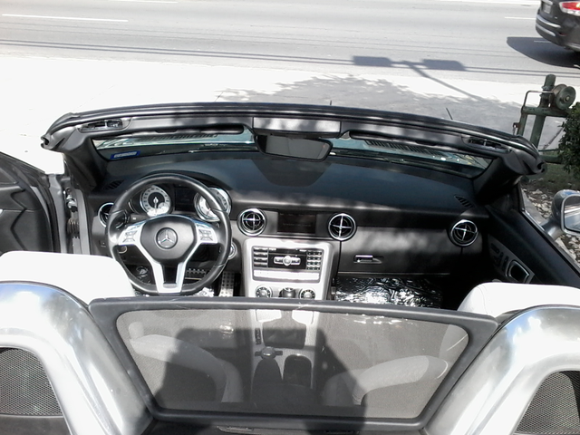 2013 Mercedes-Benz SLK 350 San Antonio, Texas 14
