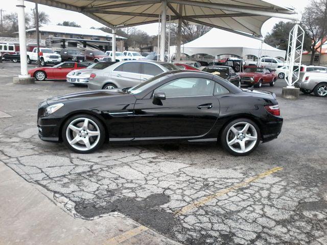 2013 Mercedes-Benz SLK 350 Sport ,Designo San Antonio, Texas 5