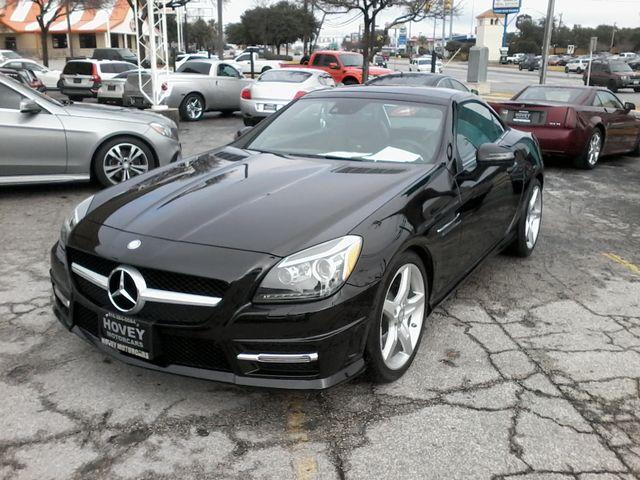 2013 Mercedes-Benz SLK 350 Sport ,Designo San Antonio, Texas 6