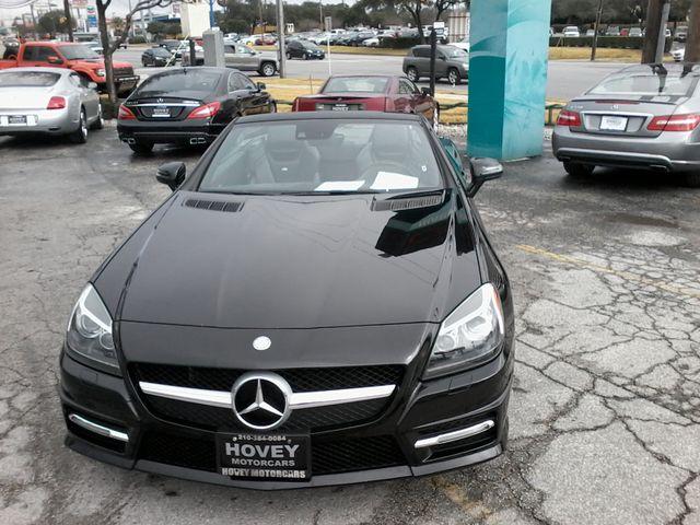 2013 Mercedes-Benz SLK 350 Sport ,Designo San Antonio, Texas 3