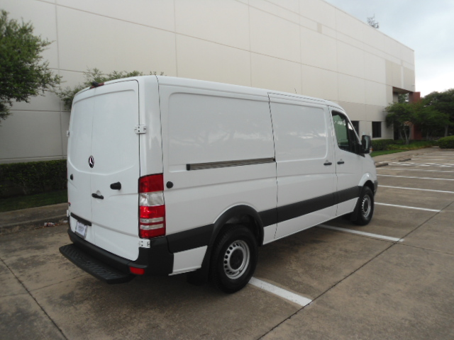 2013 Mercedes-Benz Sprinter Cargo Vans Plano, Texas 2