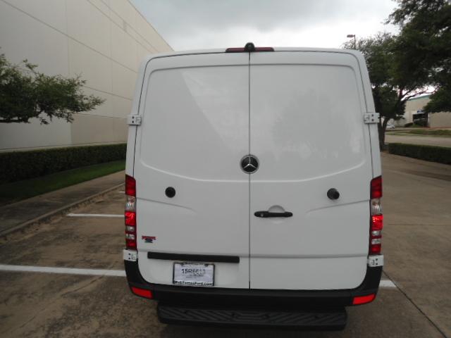 2013 Mercedes-Benz Sprinter Cargo Vans Plano, Texas 3
