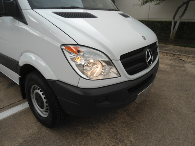 2013 Mercedes-Benz Sprinter Cargo Vans Plano, Texas 4