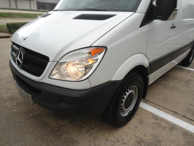 2013 Mercedes-Benz Sprinter Cargo Vans Plano, Texas 9