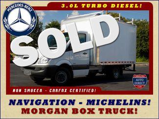 "2013 Mercedes-Benz Sprinter Chassis-Cabs 3500 144"" - Morgan Box Truck Mooresville , NC"
