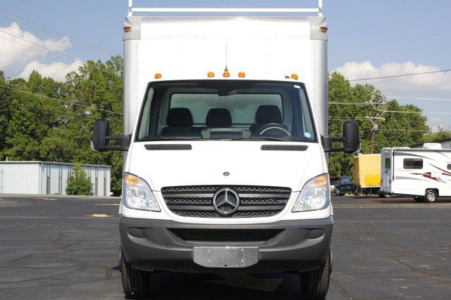 "2013 Mercedes-Benz Sprinter Chassis-Cabs 3500 144"" - Morgan Box Truck Mooresville , NC 16"