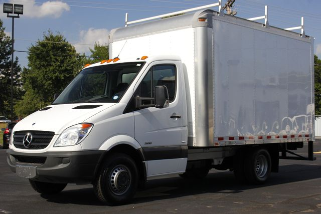 "2013 Mercedes-Benz Sprinter Chassis-Cabs 3500 144"" - Morgan Box Truck Mooresville , NC 22"