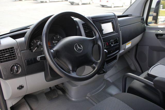"2013 Mercedes-Benz Sprinter Chassis-Cabs 3500 144"" - Morgan Box Truck Mooresville , NC 9"