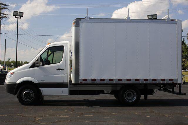 "2013 Mercedes-Benz Sprinter Chassis-Cabs 3500 144"" - Morgan Box Truck Mooresville , NC 15"