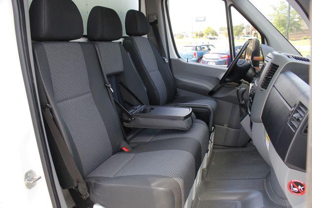 "2013 Mercedes-Benz Sprinter Chassis-Cabs 3500 144"" - Morgan Box Truck Mooresville , NC 13"