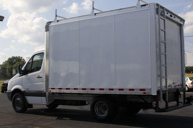 "2013 Mercedes-Benz Sprinter Chassis-Cabs 3500 144"" - Morgan Box Truck Mooresville , NC 24"