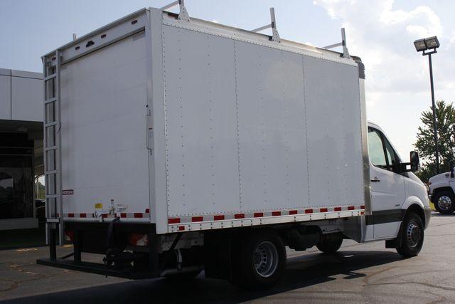 "2013 Mercedes-Benz Sprinter Chassis-Cabs 3500 144"" - Morgan Box Truck Mooresville , NC 23"