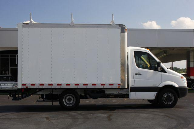 "2013 Mercedes-Benz Sprinter Chassis-Cabs 3500 144"" - Morgan Box Truck Mooresville , NC 14"