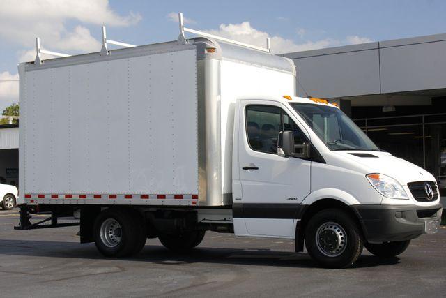 "2013 Mercedes-Benz Sprinter Chassis-Cabs 3500 144"" - Morgan Box Truck Mooresville , NC 21"