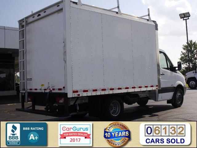 "2013 Mercedes-Benz Sprinter Chassis-Cabs 3500 144"" - Morgan Box Truck Mooresville , NC 2"
