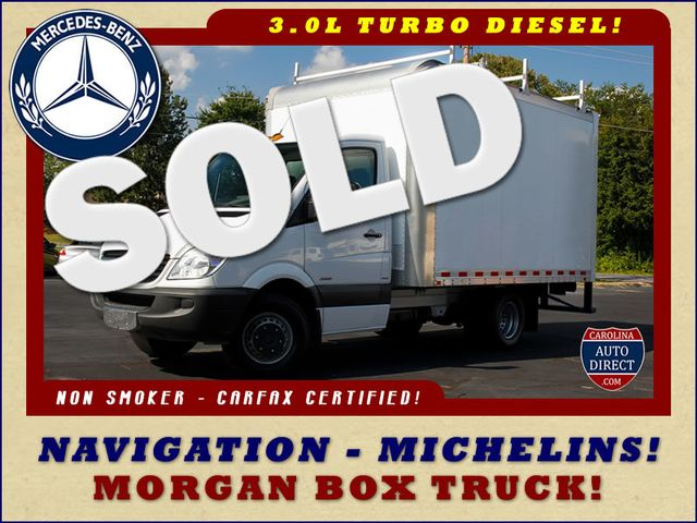 "2013 Mercedes-Benz Sprinter Chassis-Cabs 3500 144"" - Morgan Box Truck Mooresville , NC 0"