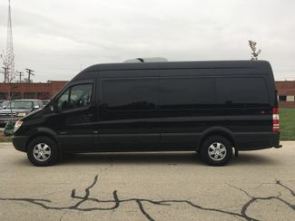 2013 Mercedes-Benz Sprinter Crew Vans Chicago, Illinois 4