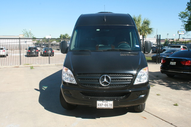 2013 Mercedes Benz Sprinter Van Custom 3500 LWB Limo Conversion Houston Texas 0