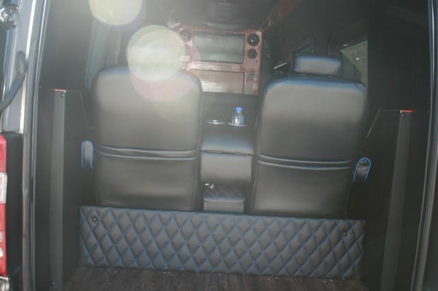 2013 Mercedes-Benz Sprinter Van custom 3500 LWB, Limo Conversion Houston, Texas 14