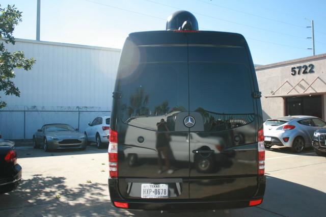 2013 Mercedes-Benz Sprinter Van custom 3500 LWB, Limo Conversion Houston, Texas 3