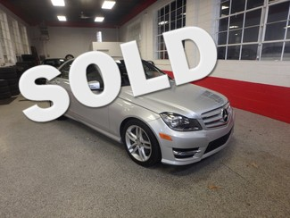 2013 Mercedes C300 4matic SPORT. STUNNING CONDITION -ULTRA LOW MILES Saint Louis Park, MN