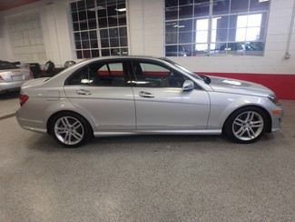 2013 Mercedes C300 4matic SPORT. STUNNING CONDITION -ULTRA LOW MILES Saint Louis Park, MN 1