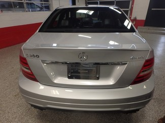 2013 Mercedes C300 4matic SPORT. STUNNING CONDITION -ULTRA LOW MILES Saint Louis Park, MN 12