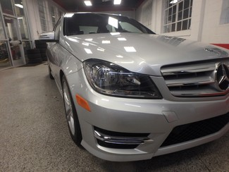 2013 Mercedes C300 4matic SPORT. STUNNING CONDITION -ULTRA LOW MILES Saint Louis Park, MN 14