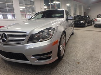 2013 Mercedes C300 4matic SPORT. STUNNING CONDITION -ULTRA LOW MILES Saint Louis Park, MN 16
