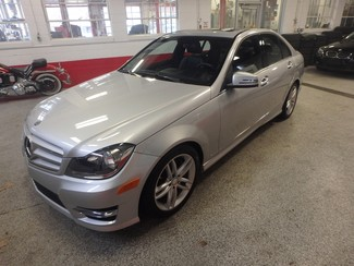 2013 Mercedes C300 4matic SPORT. STUNNING CONDITION -ULTRA LOW MILES Saint Louis Park, MN 7