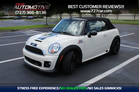 2013 Mini Convertible John Cooper Works in Pinellas Park, Florida