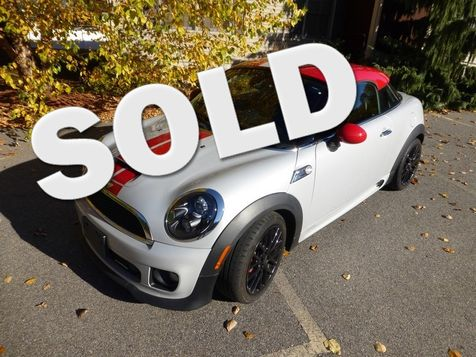 2013 Mini Coupe John Cooper Works  Call 978.828.8080 in Lawrence, MA