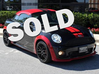 2013 Mini John Cooper Works Coupe Rockville, Maryland