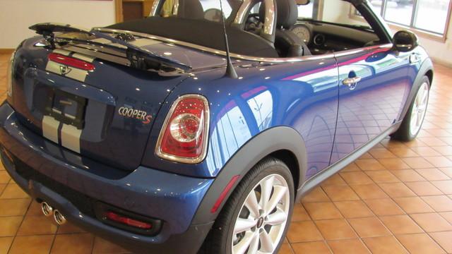 2013 Mini Roadster S  St Charles Missouri  Schroeder Motors  in St. Charles, Missouri