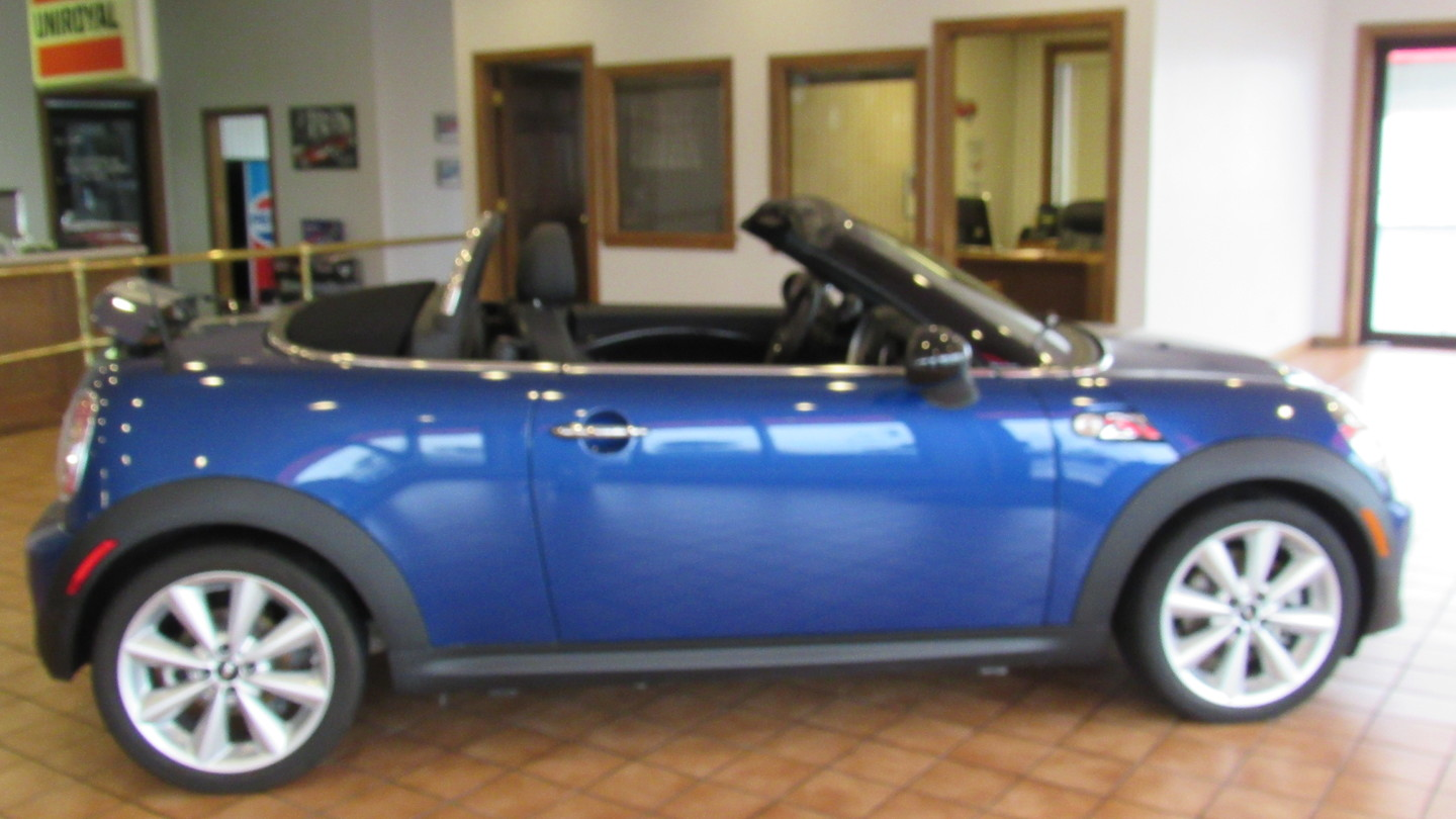 2013 Mini Roadster S St Charles Missouri Schroeder Motors