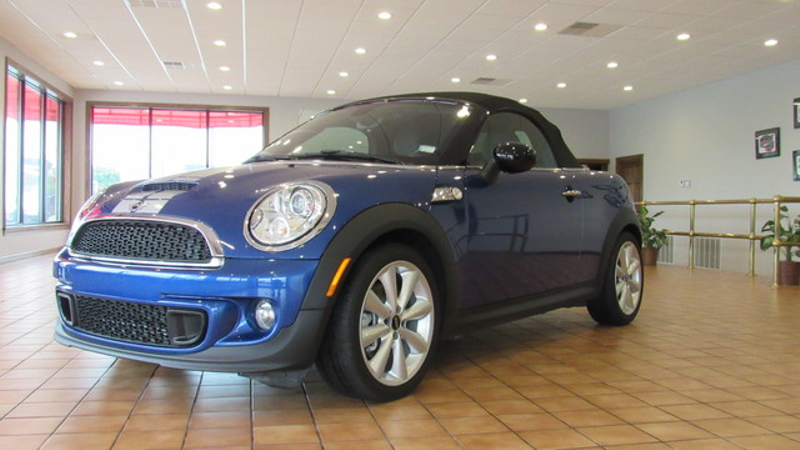 2013 Mini Roadster S  St Charles Missouri  Schroeder Motors  in St. Charles, Missouri