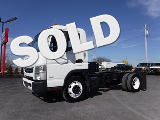 2013 Mitsubishi Fuso FE160 Cab & Chassis in Lancaster, PA PA