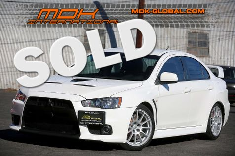 2013 Mitsubishi Lancer Evolution GSR - Intake / exhaust in Los Angeles