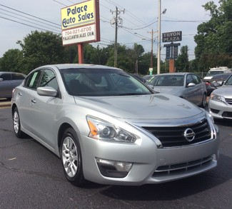 2013 Nissan Altima in Charlotte, NC