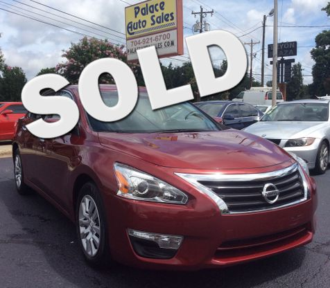 2013 Nissan Altima 2.5 S in Charlotte, NC